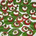Decorating with Halloween Food: The Eyeballs Have It