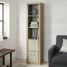 Cube Storage Unit Features What's Included: Cube Storage Unit. Shelf Bins, Cubbies, Shelves, Cube Storage Unit, Tall Cabinet Storage, Cubicle, Bookcase, Organization, Contemporary