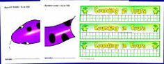 EYFS & KS1 counting teaching resources, posters, flash cards, activities, loop cards - Numeracy/Maths - SparkleBox