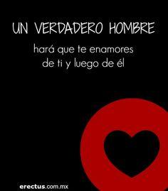 #HombreVerdadero