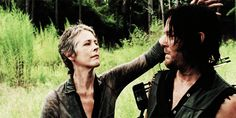 she's a survivor Daryl And Carol, Dead Man Walking, Melissa Mcbride, Jaime Lannister, Great Tv Shows, Stuff And Thangs, Rick Grimes, Daryl Dixon, Music Tv