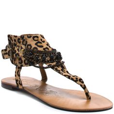 perfect to carry my leopard obsession into the summer.
