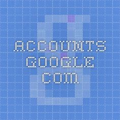 accounts.google.com