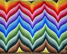 Gorgeous bargello. Ideas, techniques, schemes