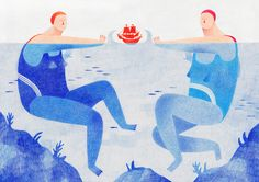 Charming Summer Illustrations By Eleonora Arosio