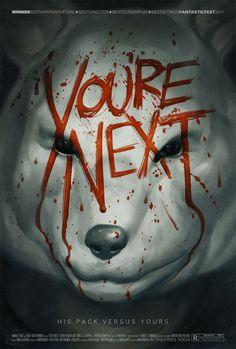 You're Next by Phantom City Creative