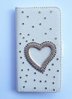 #Diamond love #wallet card #holder pu leather flip cover case for htc phone u,  View more on the LINK: http://www.zeppy.io/product/gb/2/321927163138/