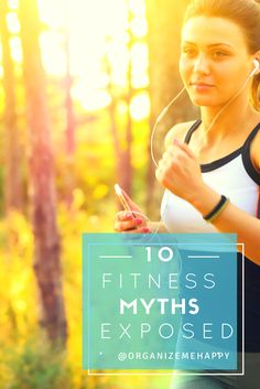 10 fitness myths
