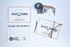 back to school party  horse theme