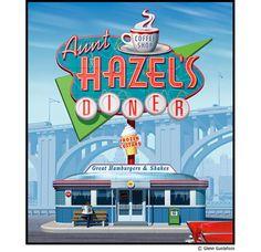 my moms name was Hazel.