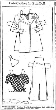 Etta Kett clothes - Apr 21 1937