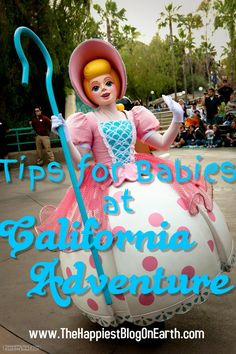 Tips for Babies at California Adventure - Happiest Blog on Earth
