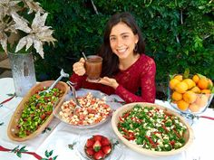 Mi Cena de Navidad Crudi-Vegana