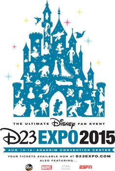 Tickets for D23 EXPO