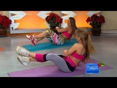 Claudia Molina dio consejos para iniciar el fin de semana ejercitándote - Despierta America - YouTube