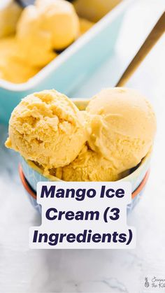 Easy Ice Cream Recipe, Yummy Ice Cream, Keto Ice Cream, Ice Cream Recipes, Homemade Healthy Ice Cream, Ice Cream Machine Recipes, Banana Ice Cream Healthy, Homemade Sorbet, Diy Ice Cream