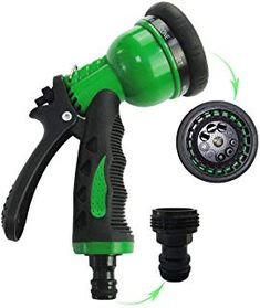 Draper garden multifunctional watering hose nozzle 10 function or 6 function