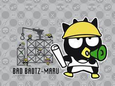 Badtz-maru Sanrio Characters, Disney Characters, Fictional Characters, Badtz Maru, Funny Cartoons, Animal Drawings, Bart Simpson, Pop Culture, Hello Kitty