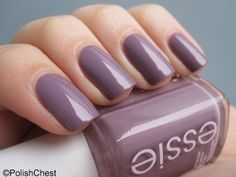 essie - warm & toasty turtlenck
