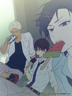Sanrio Boys - Sanrio Danshi: Watashi Ai wo Shirimashita(Sanrio Boys: I Found Love) #Otome #Anime #Game #Manga