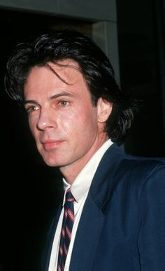 Rick Springfield during ABC Fall Season Party - September 11, 1991 at Century Plaza Hotel in Los Angeles, California, United States.