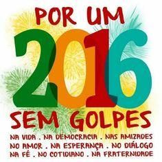 O ano de 2015 chegou ao final e a virada do calendário nos faz reavaliar expectativas e planejar novas etapas e desafios. Assim, como sempre, nos traz a necessidade de refletir sobre erros e acerto...Dilma, envia mensagem de otimismo para 2016, ao povo brasileiro.  http://renatorabelo.blog.br/2016/01/01/dilma-rousseff-um-feliz-2016-para-o-povo-brasileiro/