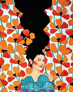 Art For Art Sake, All Art, Alex Colville, Akira, Paisley Art, Selling Art, Silk Painting, Stretched Canvas Prints, Character Illustration
