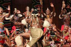 """""""Africa Umoja"""" se presentó en el Centro Cultural Ollin Yoliztli. Foto: Dardané Pérez Romero / Secretaría de Cultura del GDF."""