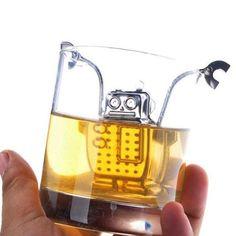 Fancy   Robot Tea Infuser