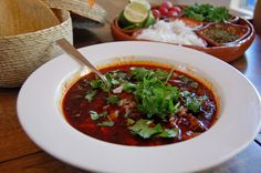 Birria de Chivo! (or beef)  YUM!!!! (Scroll to the bottom of the page for the recipe) :)