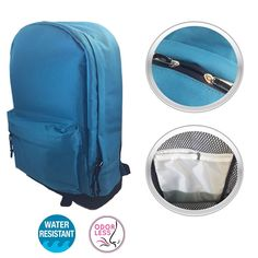 Ultimate Odorless Scent Proof Smell Carbon Lining Backpack Duffel Bags Advance Zipper >>> To view further, visit now : Day backpacks