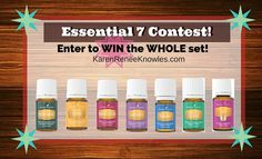 Changing lives one step at a time using Young Living Essential Oils – Karen Renee Knowles