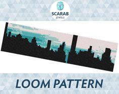 Hey, j'ai trouvé ce super article sur Etsy, chez https://www.etsy.com/fr/listing/225417626/nyc-new-york-city-skyline-pattern-loom