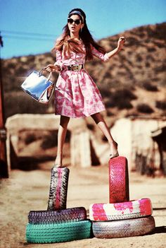 Ariana Grande Teen Vogue photoshoot ♥