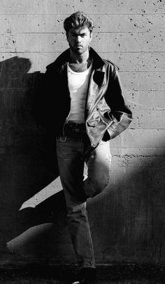 Photo by Chris Cuffaro, circa 1988.