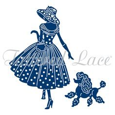 Tattered Lace - Dies - Essentials Out For a Stroll Emma & Perdy