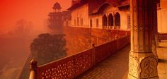Agra fort: It is considered as world heritage site by UNESCO which is built by King Akbar