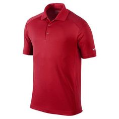 Nike Golf Men's Victory Polo - University Red/White