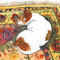 Camilla Engman's Morran, by K-Fai Steele