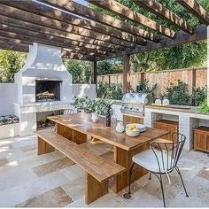 If you are looking for Outdoor Kitchens Pergola, You come to the right place. Here are the Outdoor Kitchens Pergola. This post about Outdoor Kitchens Pergola wa. Modern Outdoor Kitchen, Backyard Kitchen, Outdoor Kitchen Bars, Rustic Outdoor Kitchens, Pizza Oven Outdoor, Deck Kitchen Ideas, Covered Outdoor Kitchens, Tuscan Kitchens, Outdoor Kitchen Countertops