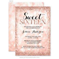 30 sweet 16 invitations ideas in 2020 sweet 16 invitations sweet sixteen birthday party invitations sweet sixteen birthday 30 sweet 16 invitations ideas in 2020
