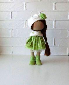 Bambola-Home Decorazione-Handmade bambola di di LerikaDolls