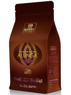 Chocolat de couverture au lait Alunga™ en pistoles 41% en 1 kg cacao Barry - Meilleur du Chef