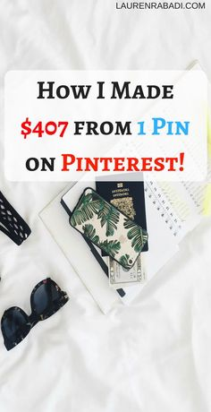 Learn how to make real money from Pinterest