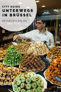 City Guide Brüssel - Meine Tipps für die belgische Hauptstadt