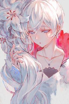 泉彩 IZUMI SAI RWBY ※Illustration shared with permission from the artist. Please support the original artwork by visiting the source! Art Manga, Rwby Anime, Chica Anime Manga, Fanarts Anime, Anime Characters, Rwby Fanart, Art Anime Fille, Anime Art Girl, Anime Girls