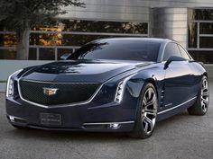 2014 World Car Design of the Year contender: Cadillac Elmiraj Concept Car