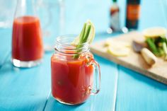 Pro chef Jamie Bissonnette taught Spoon University how to make a Bloody Mary with everyday ingredients. This version is super simple and tastes just as good as one you'd get at a restaurant. Never be sober at brunch again.