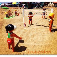 Beach volleyball game ☀️#playmobilfigures #playmobillovers #playmobilporelmundo #playmo #playmobilespaña #famobil #clicks #iloveplaymo #playmo #playmobilfans #playmobilmania #toycreativity #playmobilcollectorclub #geobra #playmyplanet #iloveplaymo #iloveplaymo #playmobil #playmobils #playmobile #toystagram #toyartistry #toyfusion #beach #volleyball #game #sun #summer