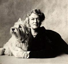 IRVING PENN (1917–2009) Mrs. Robert L. Bacon, New York